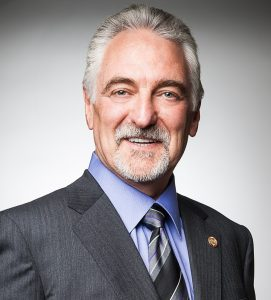 Dr. Ivan Misner, founder and chief visionary officer of BNI