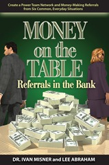 Money on the Table front cover