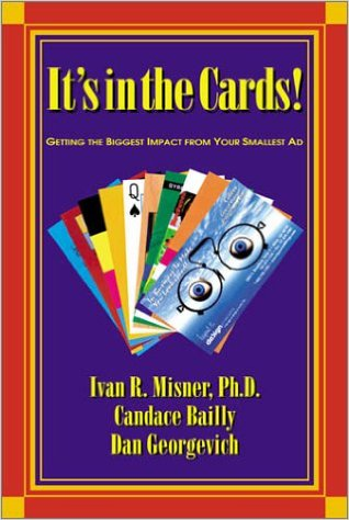 It's in the Cards book cover