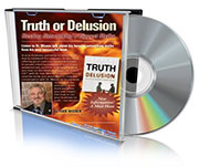 Truth or Delusion Audio CD