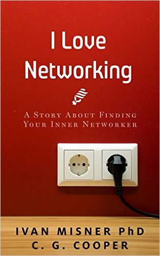 I Love Networking Book Cover