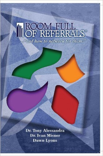 Room Full of Referrals book cover